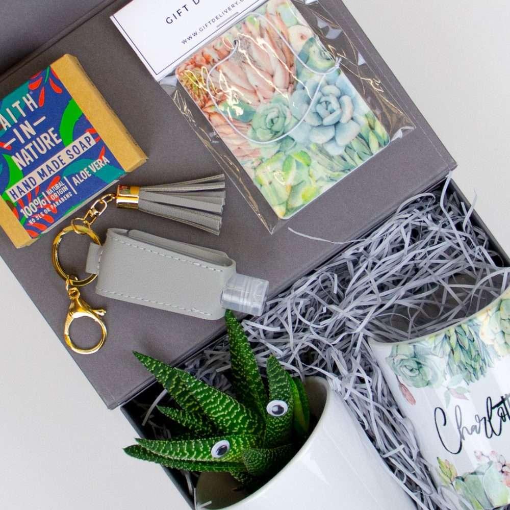 Aloe Vera Gift Box