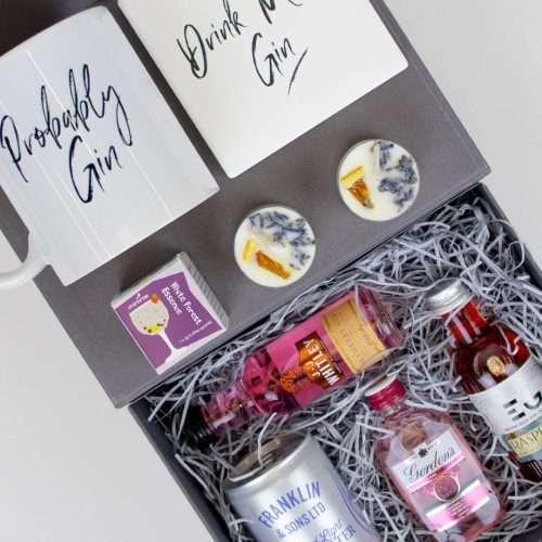 Relax & beGin - Gin & Tonic Gift Box