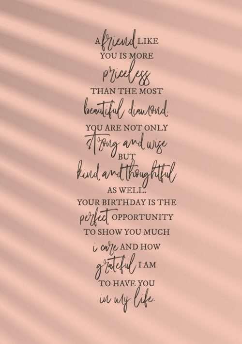 a friend like you birthday card
