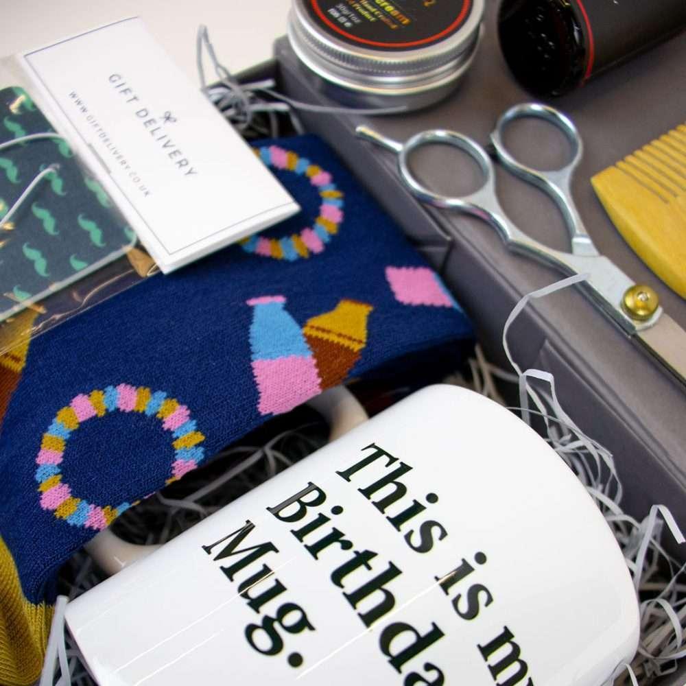 Birthday Mug & Socks