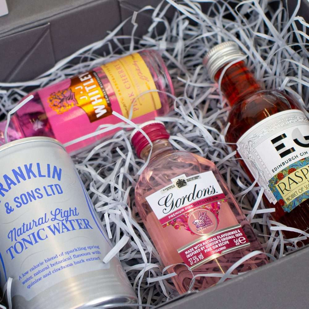 Flavoured Gin Selection