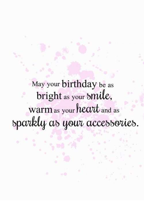 Bright As Your Smile Birthday Card