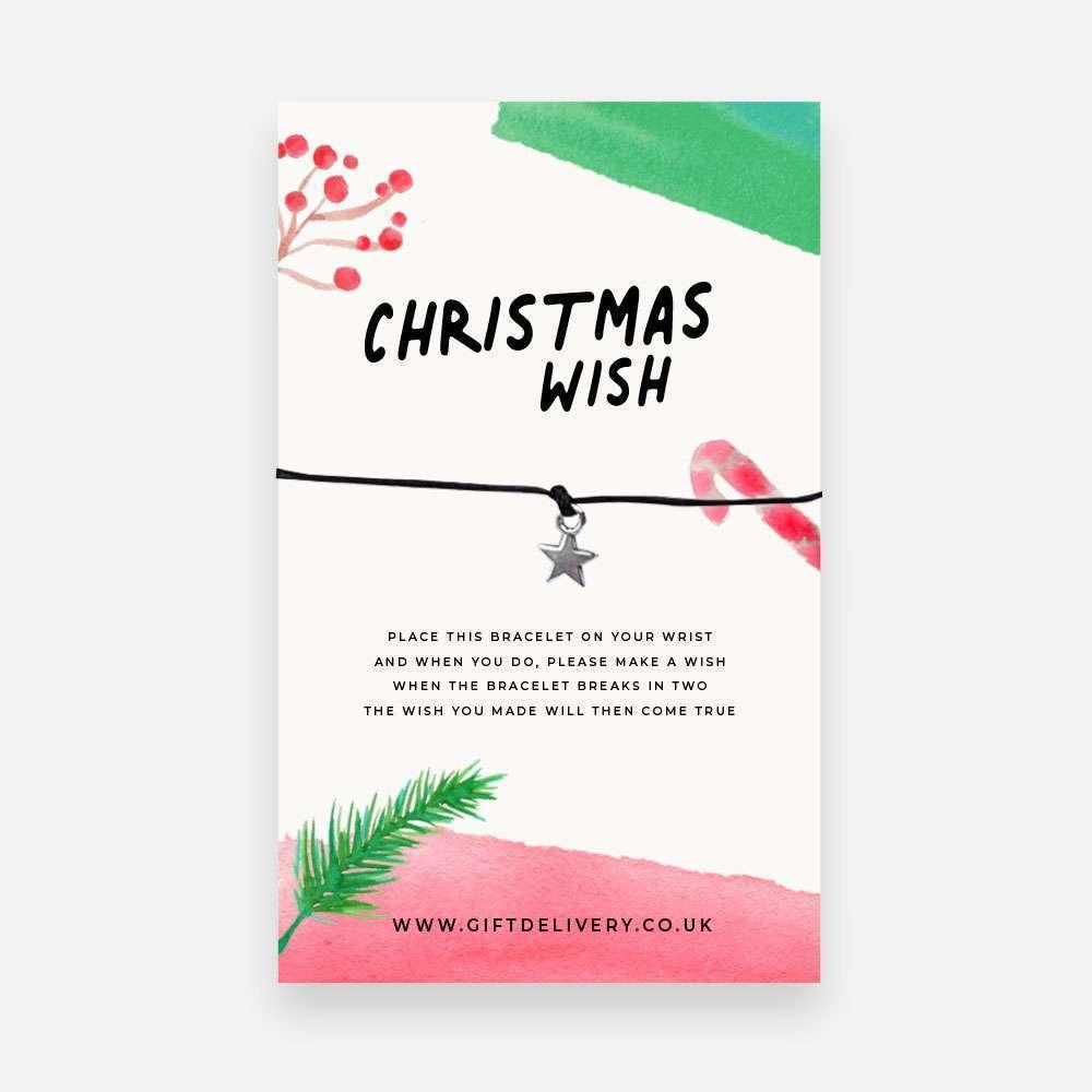 Christmas Wish with Star