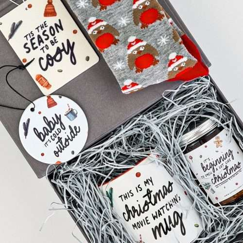 Christmas Gift Box for Her