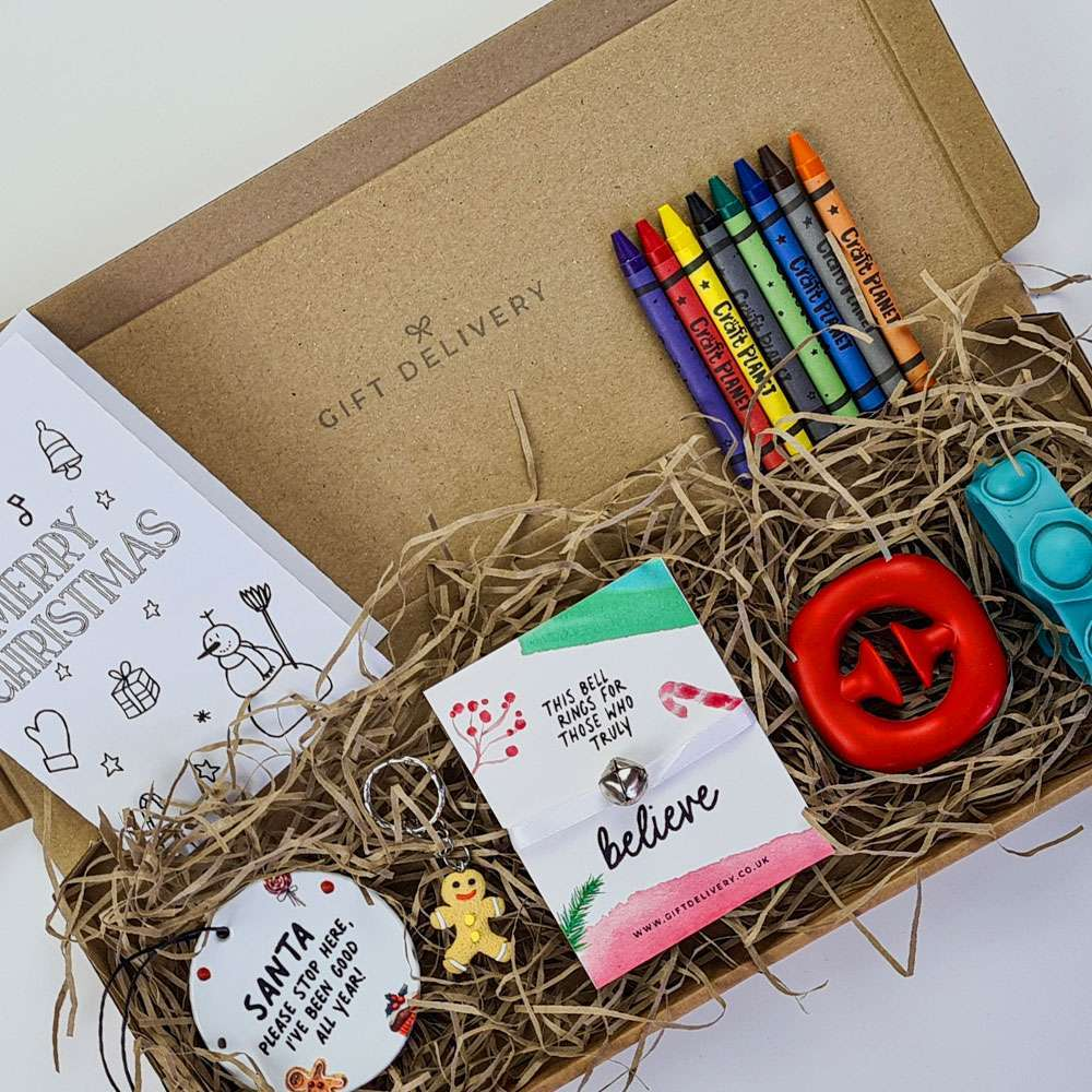 Childs Christmas Letterbox Gift