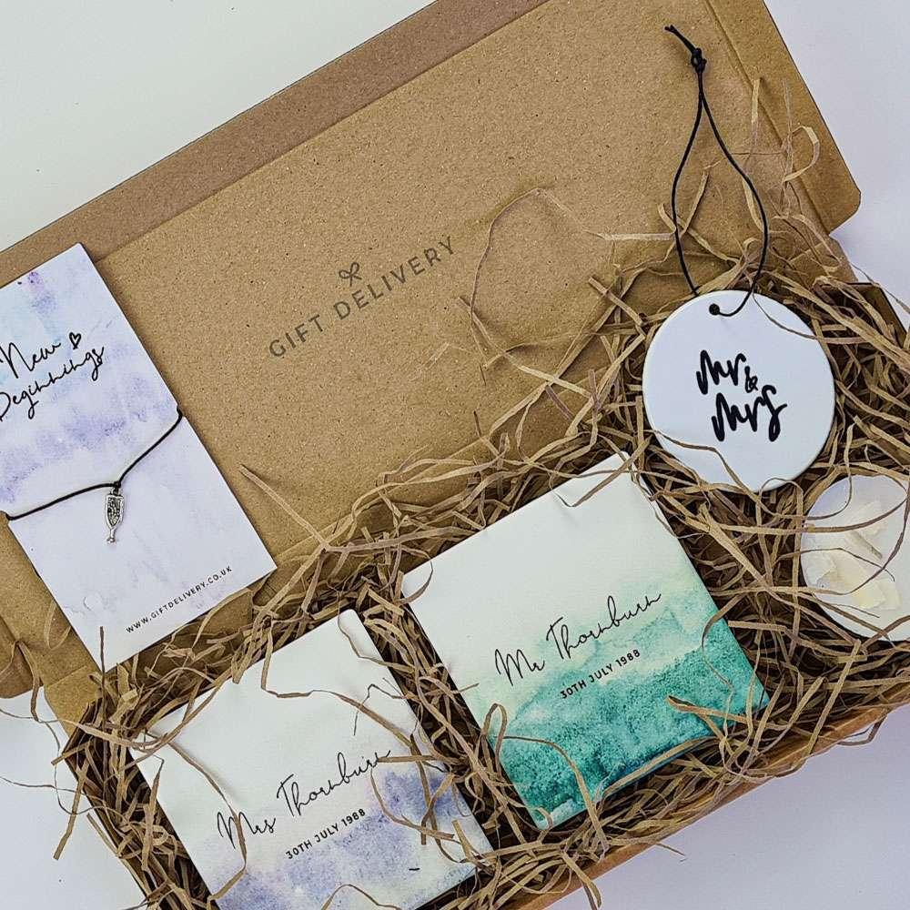 Wedding Letterbox Gift
