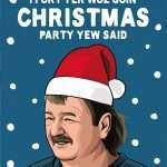 Gerald from Clarkson's Farm Christmas Card