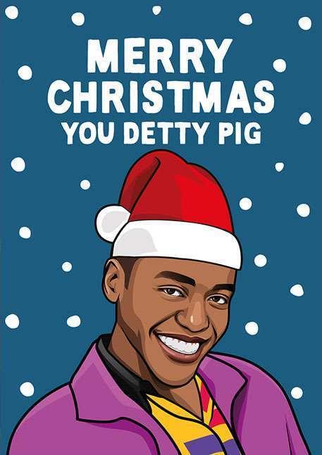 Sex Education Christmas Card