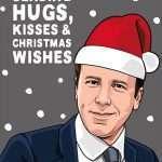 Matt Hancock Christmas Card